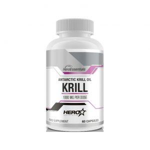 HERO TECH Krill 60 caps