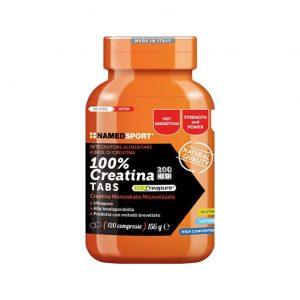NAMEDSPORT 100% CREATINE TAB - 120cpr