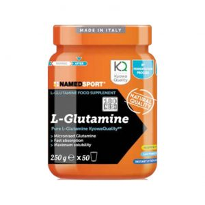 NAMEDSPORT-L-GLUTAMMINE-250g