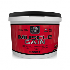 TEGOR SPORT Muscle Gain 4 kg sabor chocolate
