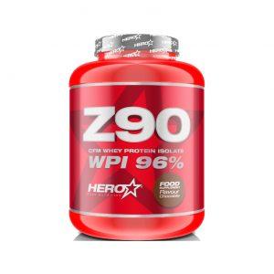 Hero tech Z90 2000G-CHOCOLATE Onlyonezone