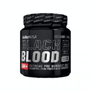 BioTechUSA Black Blood Caf + 300 gr