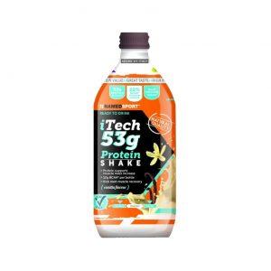 NAMEDSPORT ITECH 53GR PROTEIN SHAKE Varios sabores 500ml