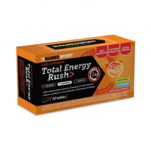 NAMEDSPORT TOTAL ENERGY RUSH - 60cpr