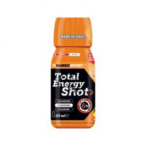 NAMEDSPORT TOTAL ENERGY SHOT Orange - 60ml naranja