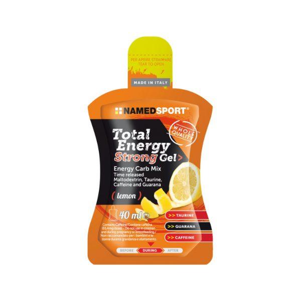 NAMEDSPORT TOTAL ENERGY Strong_Gel_Lemon_Limon