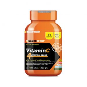 NAMEDSPORT VITAMIN C 4 Natural Blend - 90cpr