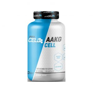 PROCELL A-akgcell 120 capsulas