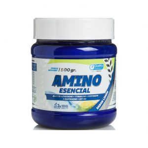 QUALITY NUTRITION AMINO ESSENCIALS 500gr OnlyOneZone