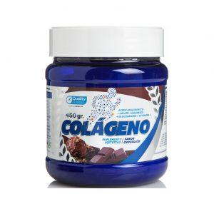 QUALITY NUTRITION COLAGENO - ACIDO HIALURONICO + MAGNESIO 450gr OnlyOneZone