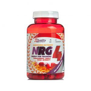 QUALITY NUTRITION NRG-4 100cap OnlyOneZone