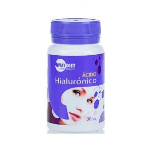 WAY DIET ÁCIDO HIALURÓNICO 30 Cápsulas X 120 mg
