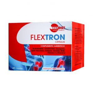 WAY DIET FLEXTRON CAPSULAS 60 Cápsulas
