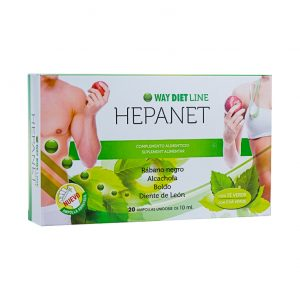 WAY DIET HEPANET 20 Amp X 10 Ml