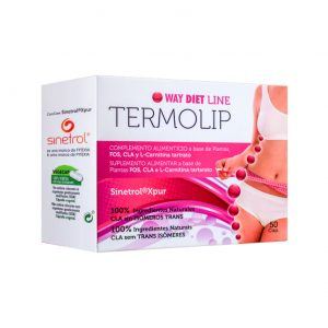 WAY DIET TERMOLIP termogenik 50 Cápsulas