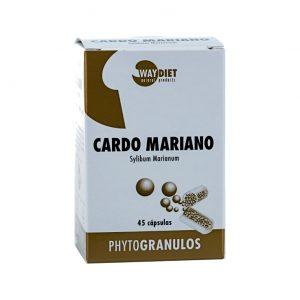 WAYDIET CARDO MARIANO PHYTOGRANULO 45 cápsulas