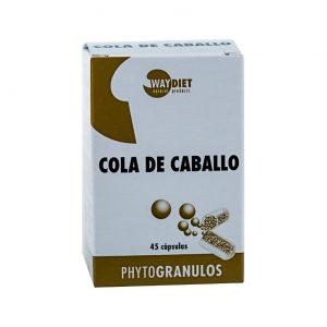WAYDIET COLA DE CABALLO PHYTOGRANULO 45 cápsulas