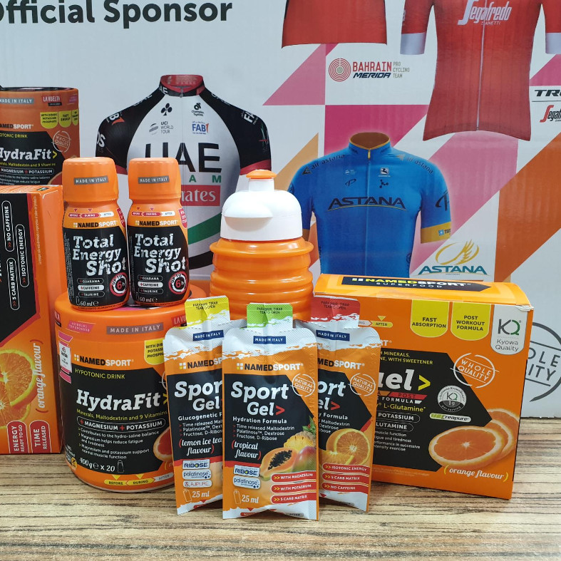 Pack 1 Giro Namedsport Recovery