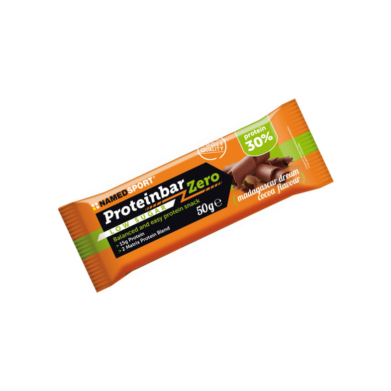 NamedSport - protein bar zero-madascar-cocoa - OnlyOneZone