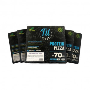 Pack 5 pizzas proteicas Fitness